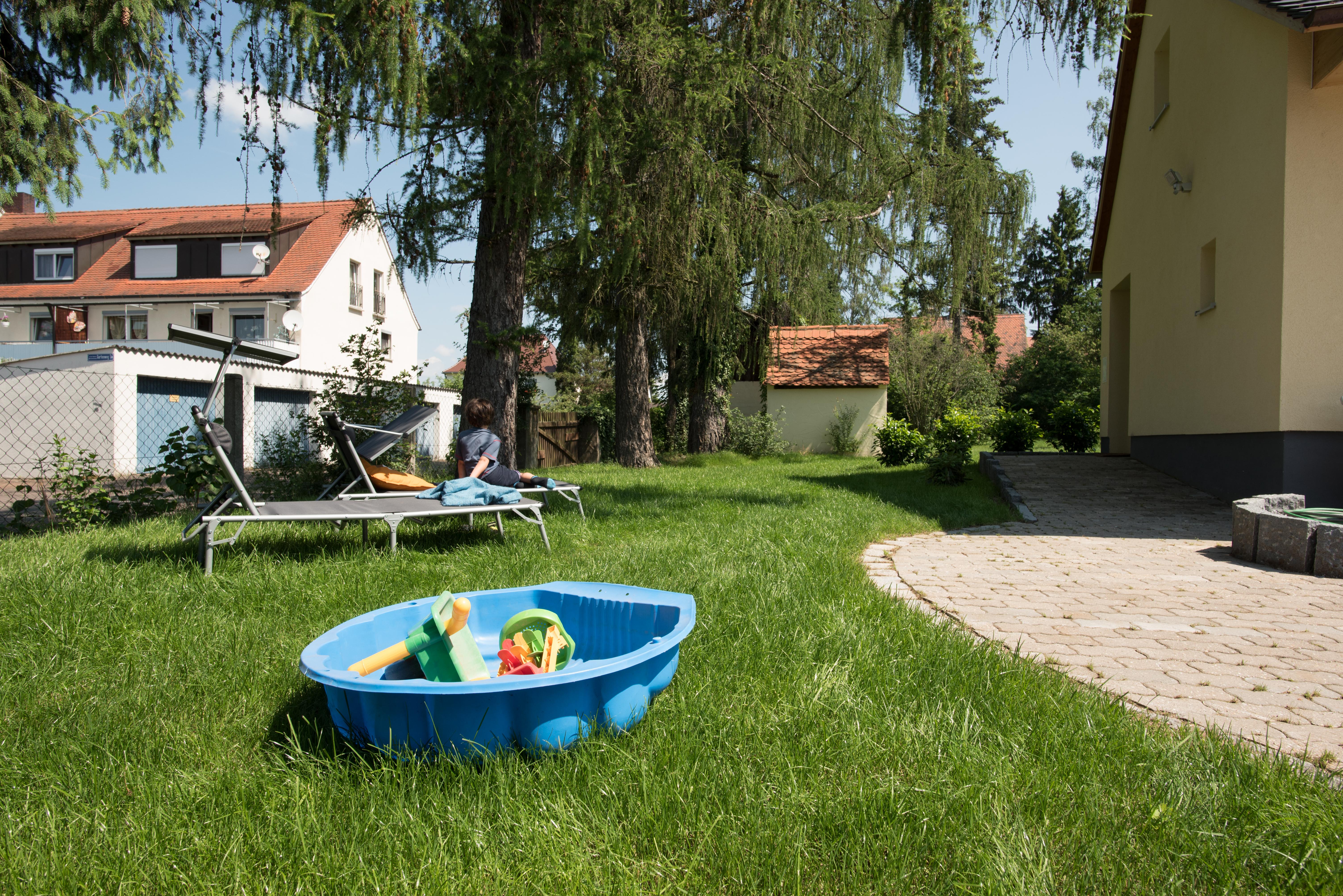 Garten Waterlounge